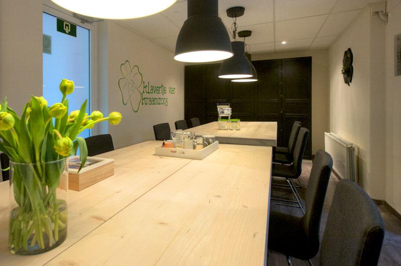 Klavertje Vier Kraamzorg | nieuw kantoor